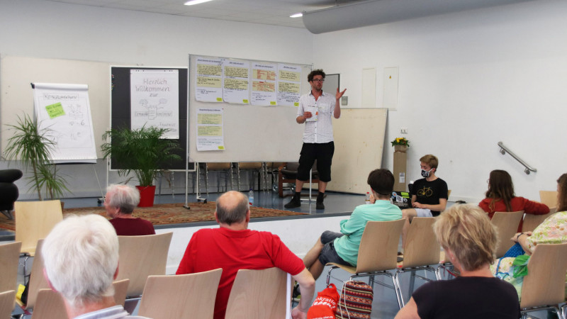 Die Demokratiekonferenz 2020 in Falkensee