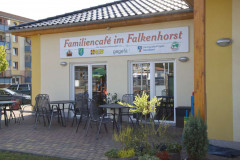 Das Familiencafé im Falkenhorst